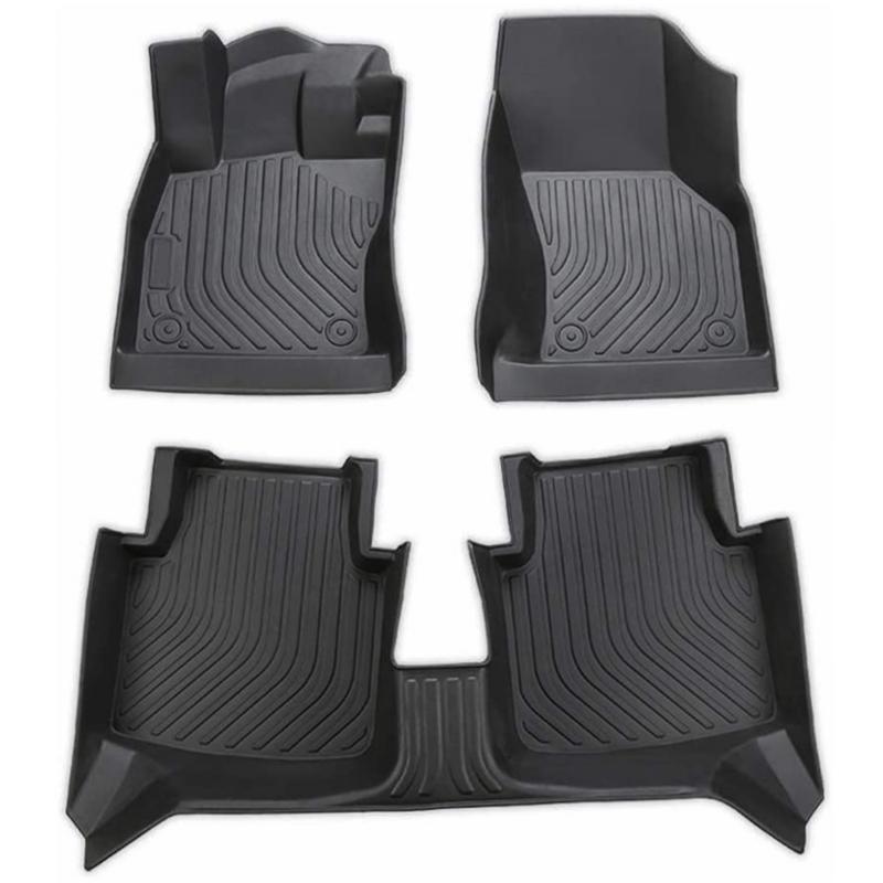 TPE car mats - 6